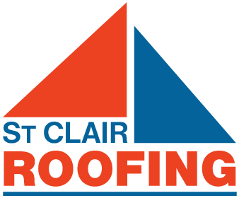 St. Clair Roofing Logo
